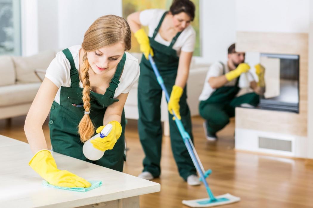 Усунення специфічного запаху в квартирі за допомогою професійного прибирання
