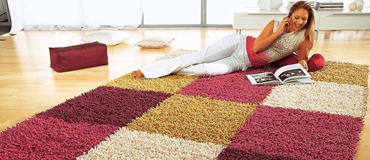 Хімчистка килимів та килимових покриттів: особливості та засоби