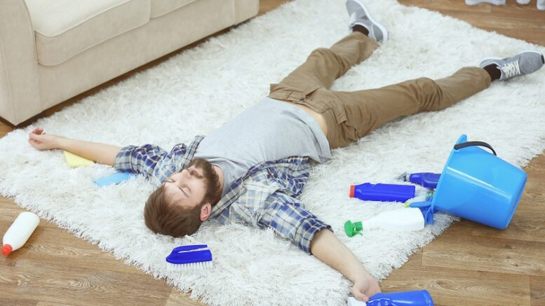 Хімчистка килимів та килимових покриттів