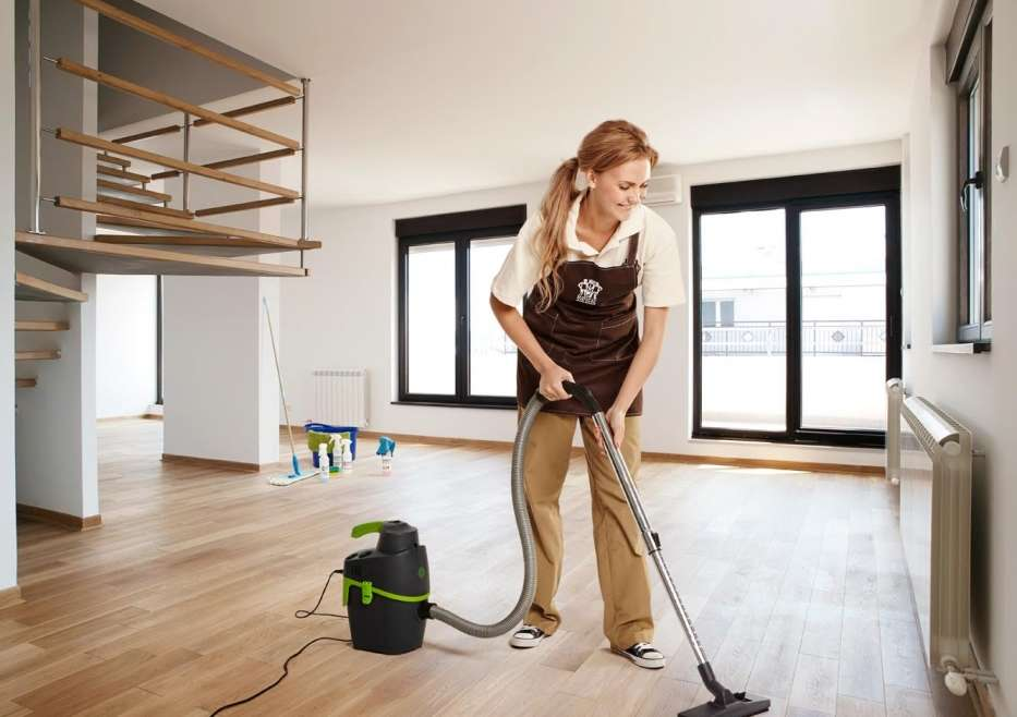 Важливість прибирання в квартирі після переїзду