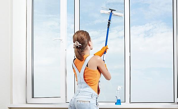 Як вимити вікна швидше - на замітку господині