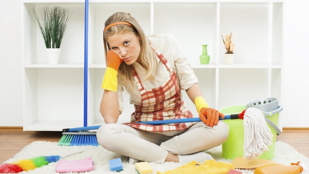 Якими засобами краще прибирати в квартирі