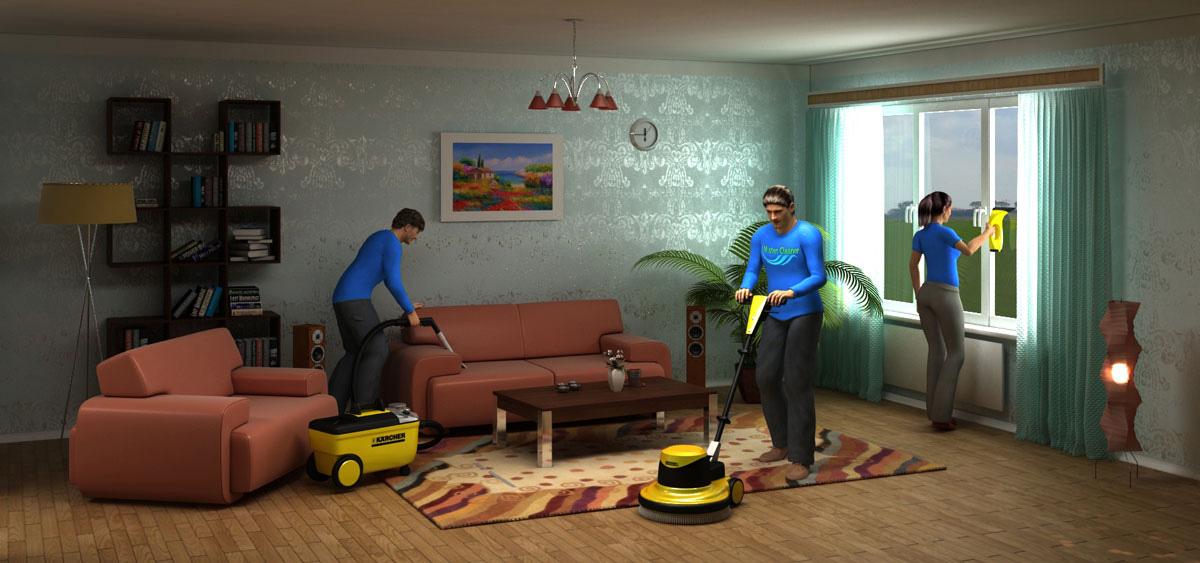 Важливість своєчасного прибирання квартири і їх способи
