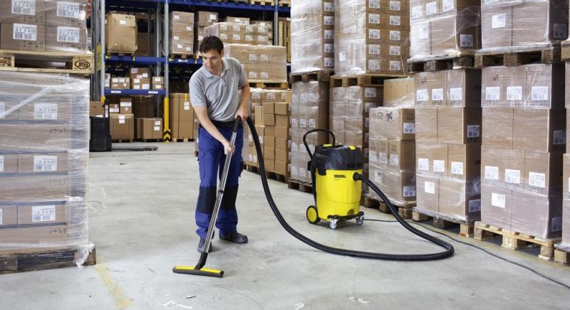 Прибирання складських приміщень і квартир: особливості, організація, складності