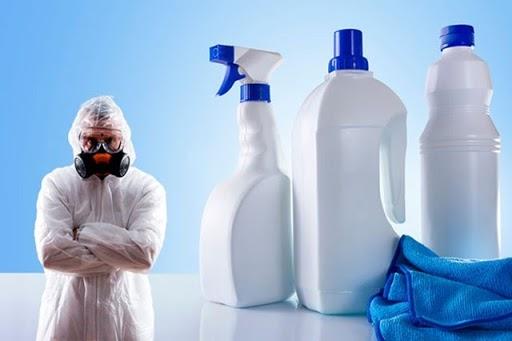 Найбільш ефективні засоби дезінфекції під час прибирання квартир